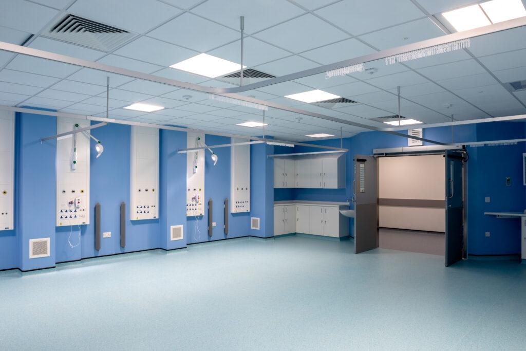 ModuleCo Modular Recovery Ward Room at ROH Image