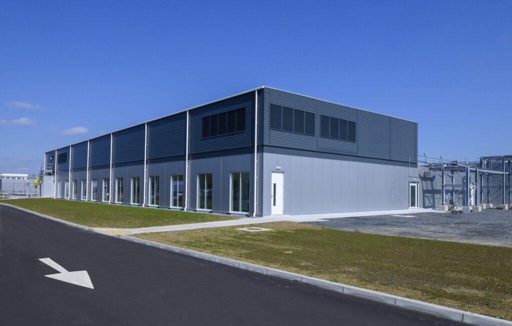 ModuleCo Sustainable Modular Healthcare Facility Laboratory Image