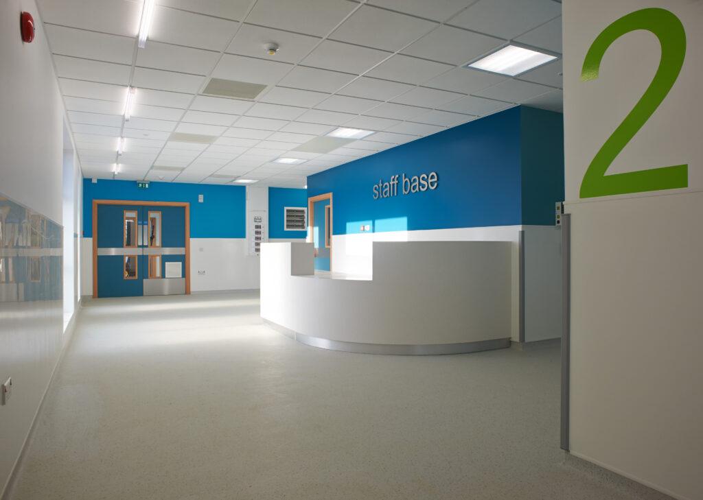 ModuleCo Ward Entrance Reception Image
