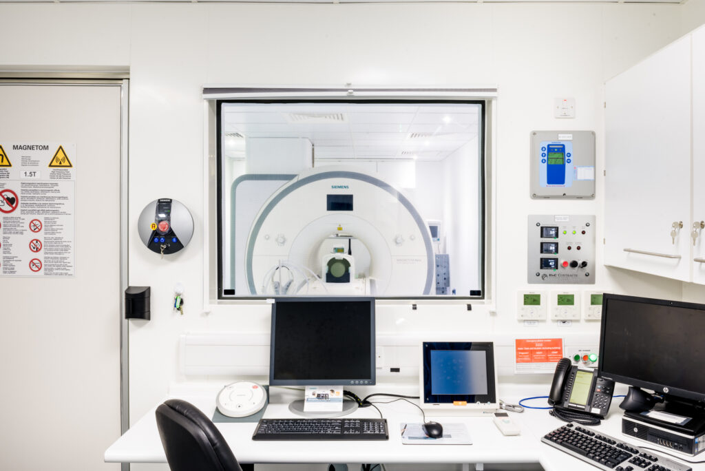 Internal ModuleCo Modular Diagnostic Imaging Unit Facility Image