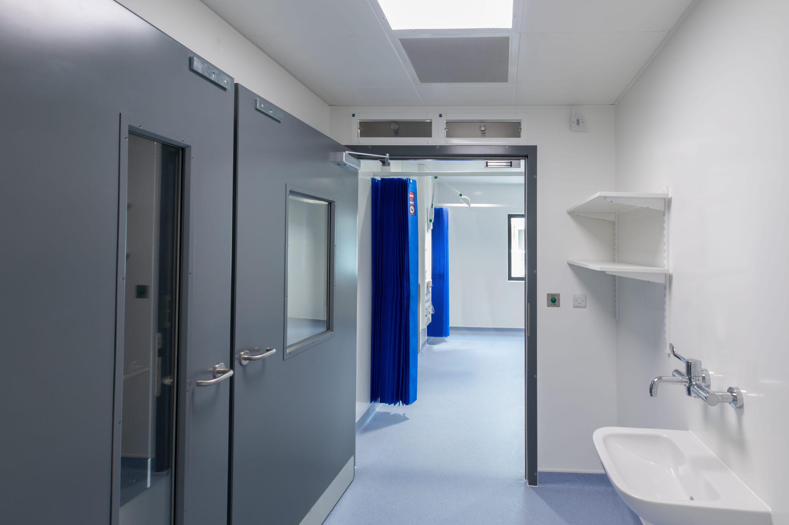 isolation ward design