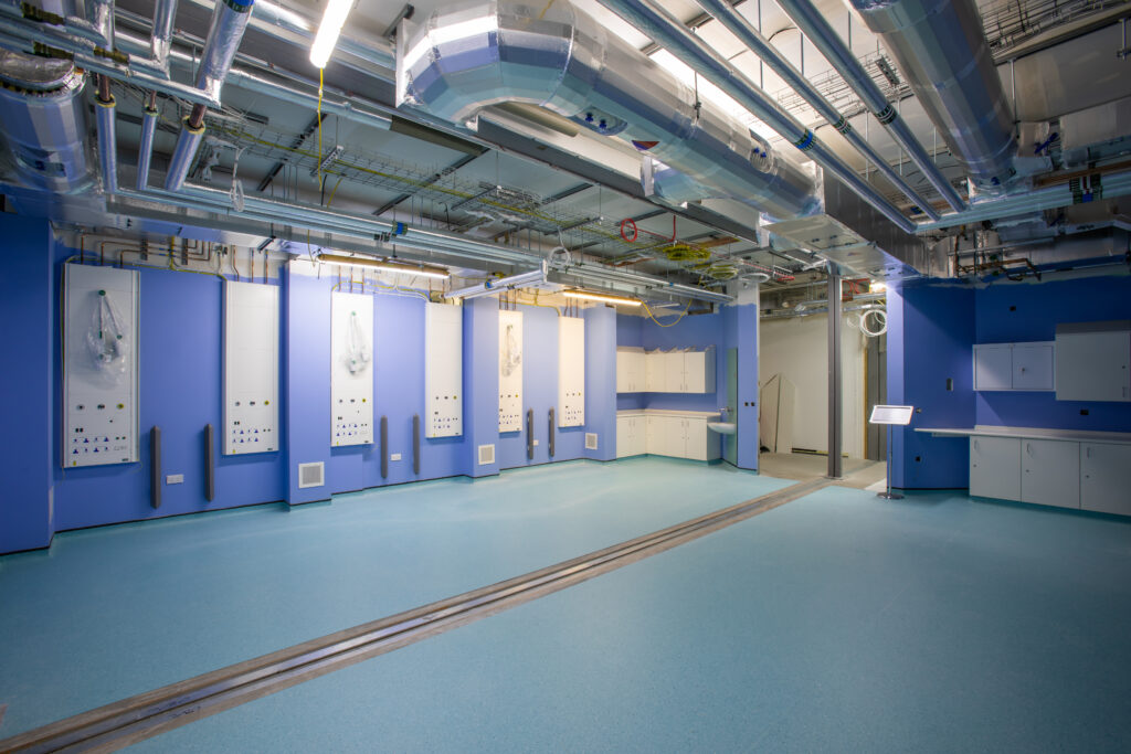 ModuleCo Modular Off-Site Operating Theatre First Stage Recovery Image