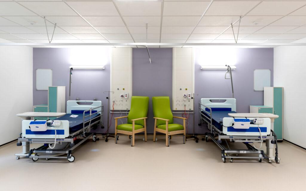 ModuleCo Modular Hospital Ward at ROH Birmingham Image