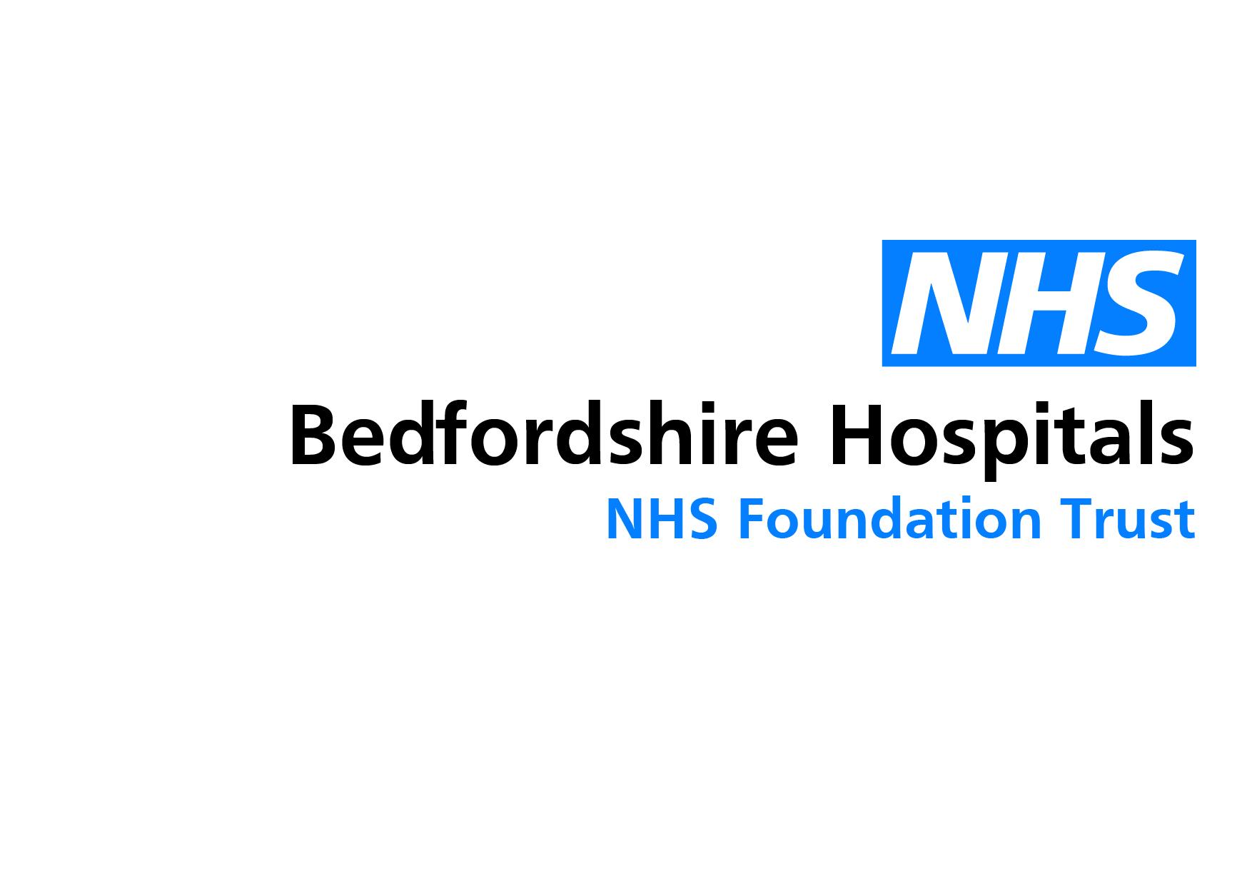 Bedfordshire Hospitals Logo