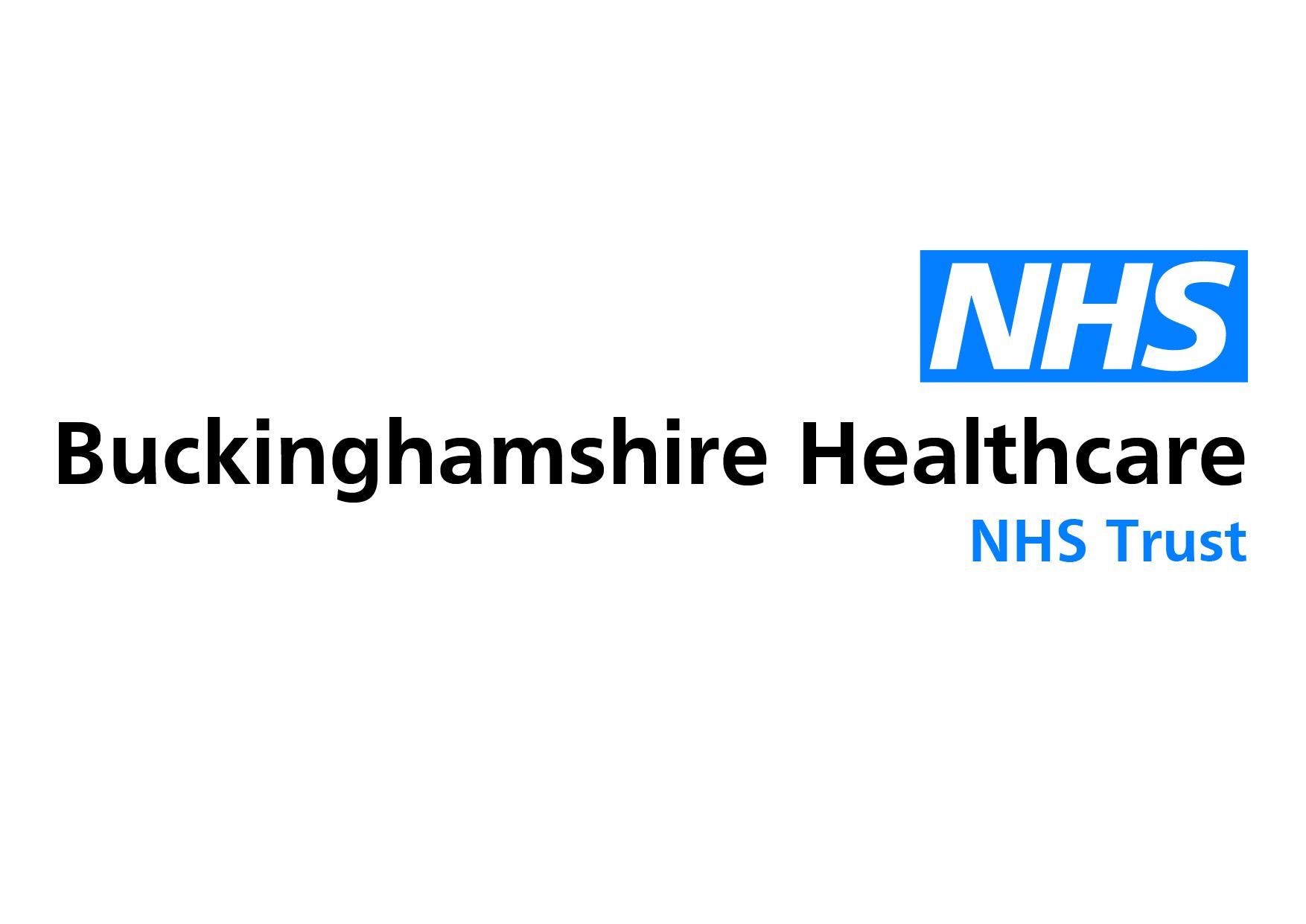 Buckinghamshire Healthcare NHS Logo