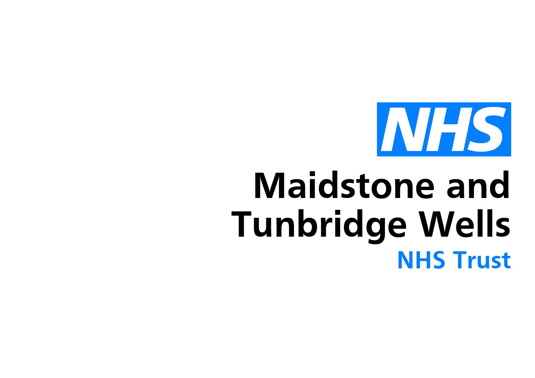 Maidstone and Tunbridge Wells NHS Logo