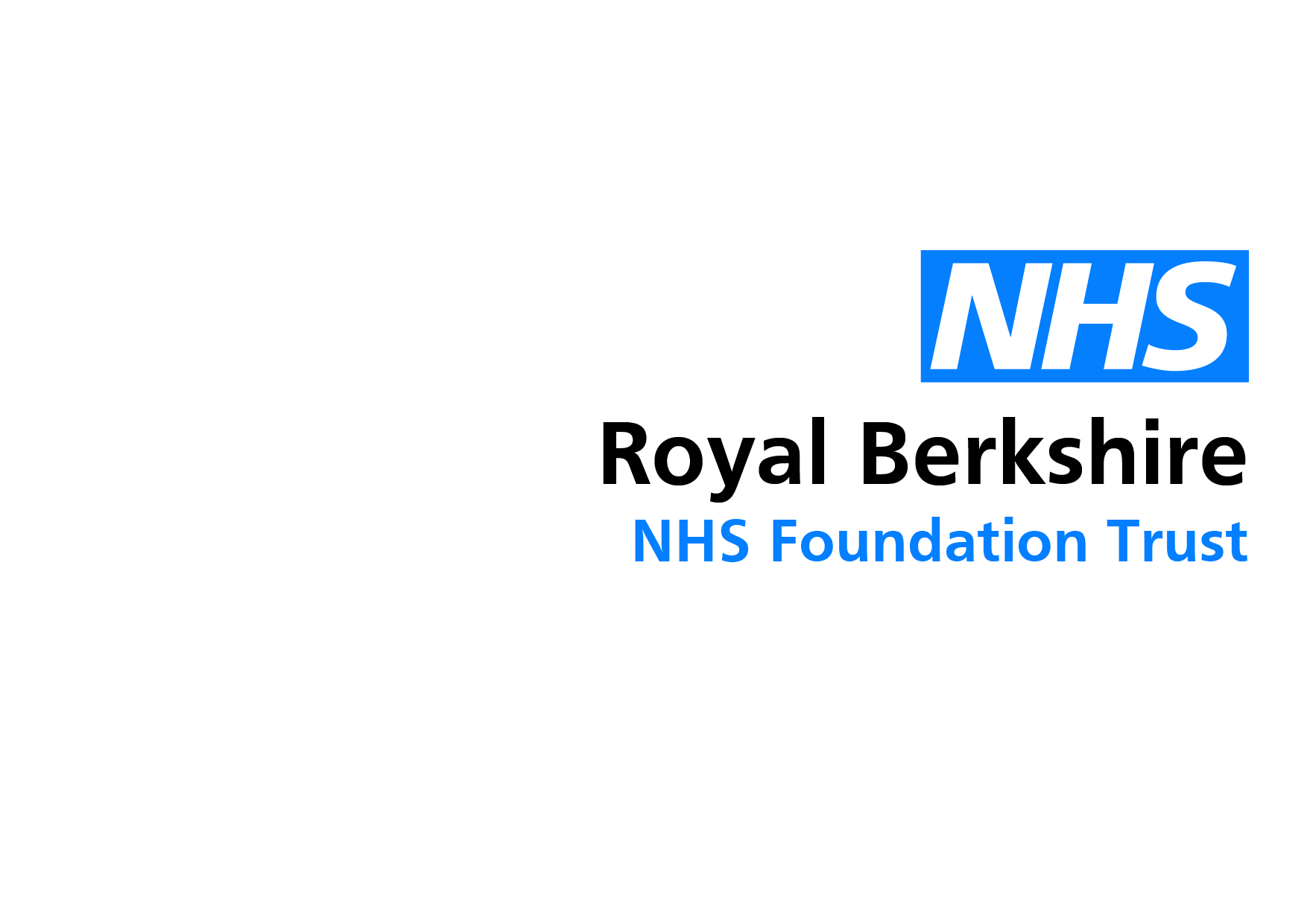 Royal Berkshire NHS Logo