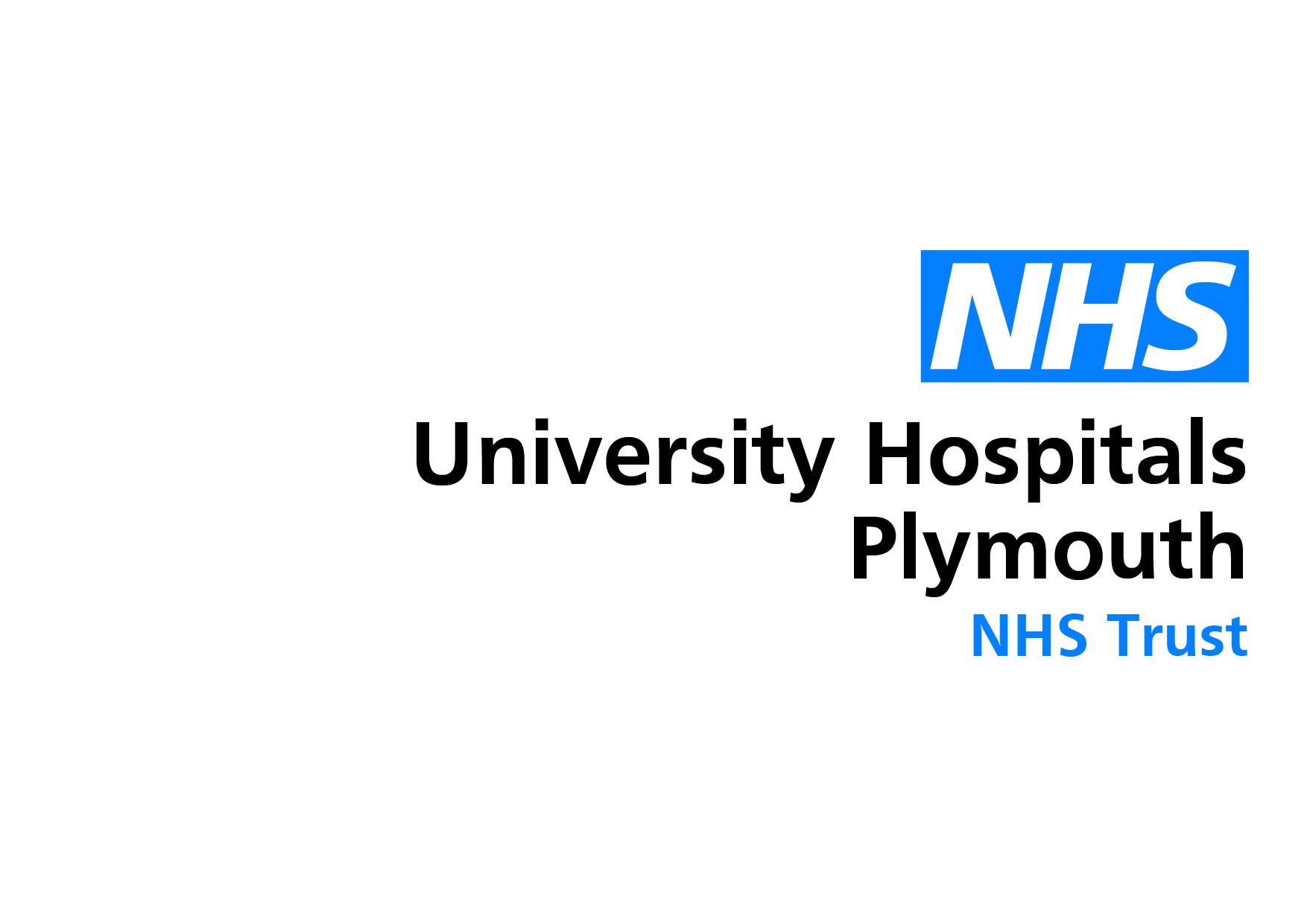 University Hospitals Plymouth NHS Logo