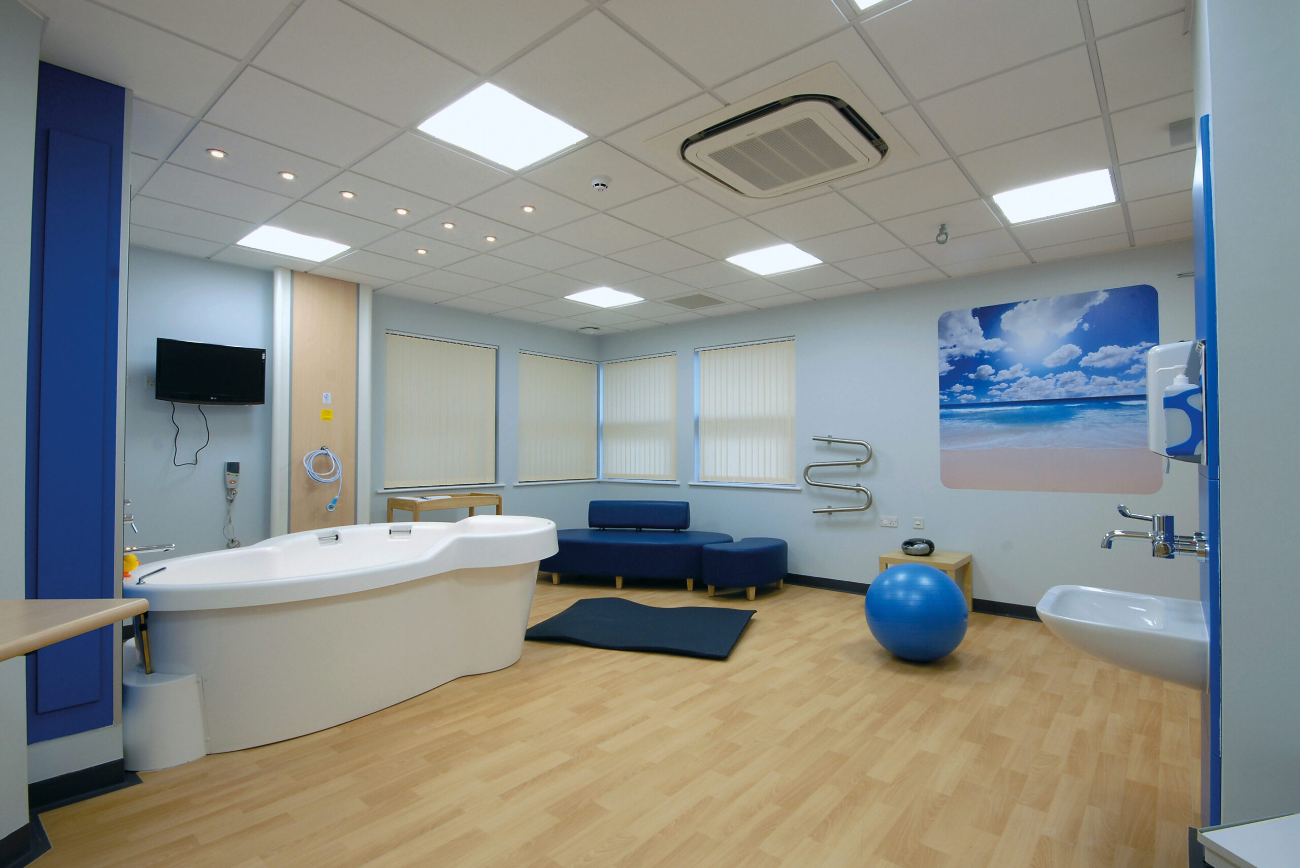 ModuleCo Modular Healthcare Maternity Unit Image
